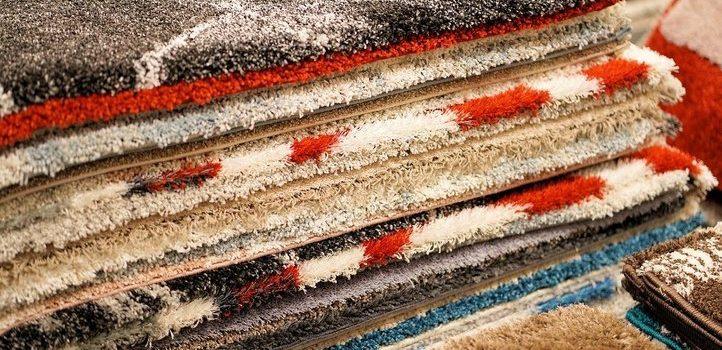 Грижата за вискозни килими